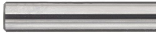 variant image of LMT Onsrud 52-704 Solid Carbide Upcut Spiral O Flute Cutting Tool, Inch, Uncoated (Bright) Finish, 22 Degree Helix, 2 Flutes, 4.0000