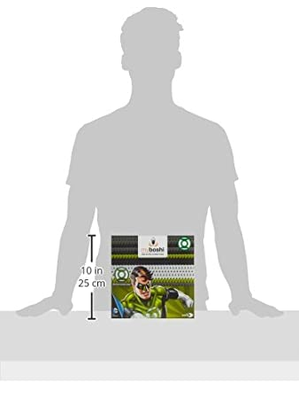 Noris Spiele 606311367 - Myboshi - Superhelden Green Lantern: Amazon ...