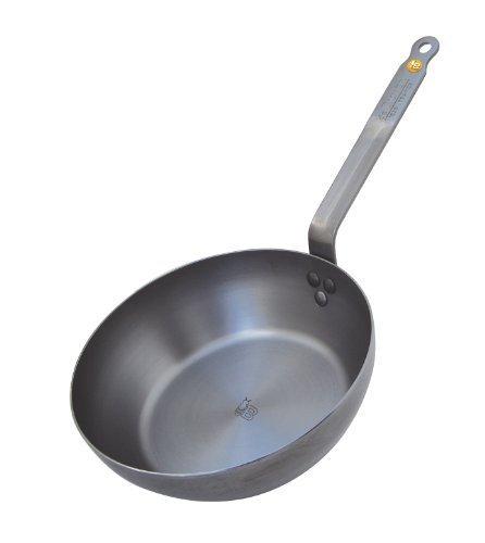 De Buyer Country Frying Pan Mineral B Element 11 Inches by De Buyer: Amazon.es: Hogar