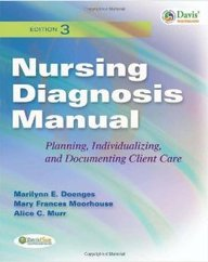 (OLD) NURSING DIAGNOSIS MANUAL PLANNING,INDIVIDUALIZING,AND DOCUMENTING CLIENT CARE