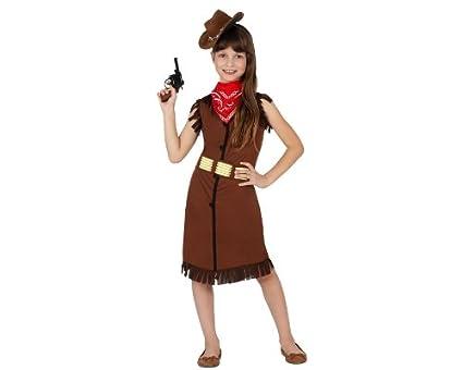 Atosa-23814 Disfraz Vaquera, 5 a 6 años (23814): Amazon.es ...