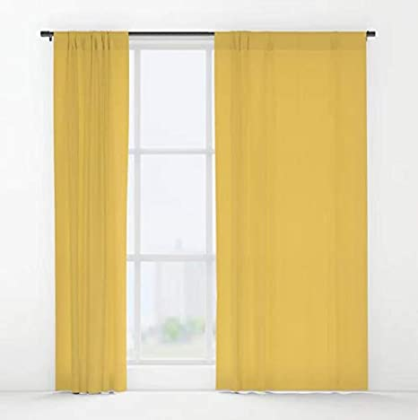 Amazoncom Xicoltd Sunshine Window Curtains Window Drapes Blackout