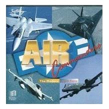 Softkey [Cd-Rom] Air Commanders, The Modern Us Air Force From