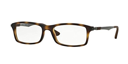 Eyeglasses Ray-Ban Vista RX 7017 2012 DARK - Rx Bans Ray