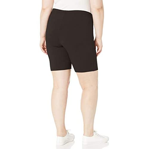 Just My Size Womens Plus Jersey Short