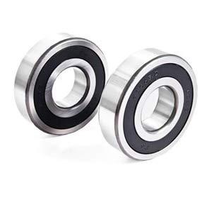 (Ochoos 10PCS Inch Ball Bearing1601RS (3/16x11/16 x1/4) 1602RS (1/4