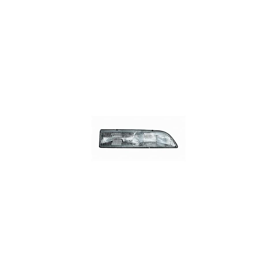 89 93 Ford Thunderbird Headlight (Passenger Side) (1989 89 1990 90 1991 91 1992 92 1993 93) E9SZ 13008 A Headlamp Right