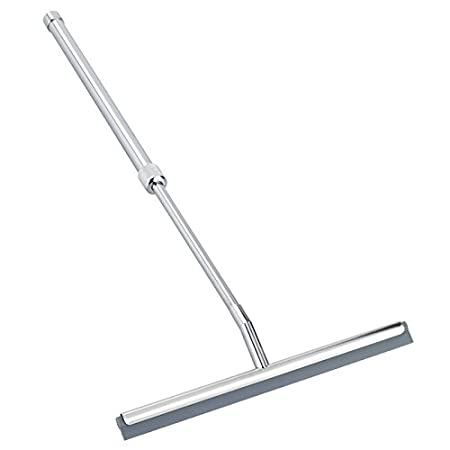 Attrayant Wenko Telescopic Bathroom Squeegee, Silver