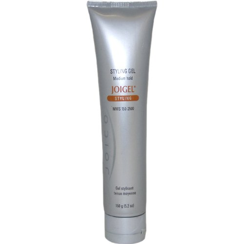 Joigel Medium Hold Gel - Joigel Medium Hold Styling Gel By Joico for Unisex Gel, 5.2 Ounce