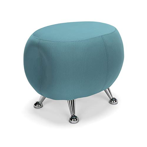 OFM Core Collection Jupiter Series Fabric Ball Stool, in Green (2001-2331) from OFM