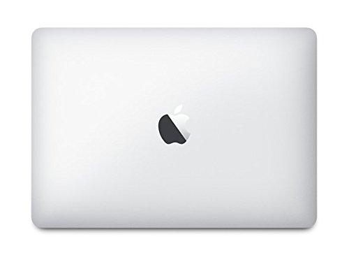 "Apple Macbook 12"" laptop, Retina Display, 256GB PCI-E SSD, 8GB, Bluetooth, MacOS Yosemite – Silver (Certified Refurbished)"
