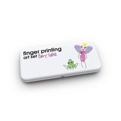 Fingerprint Fairies Art Set