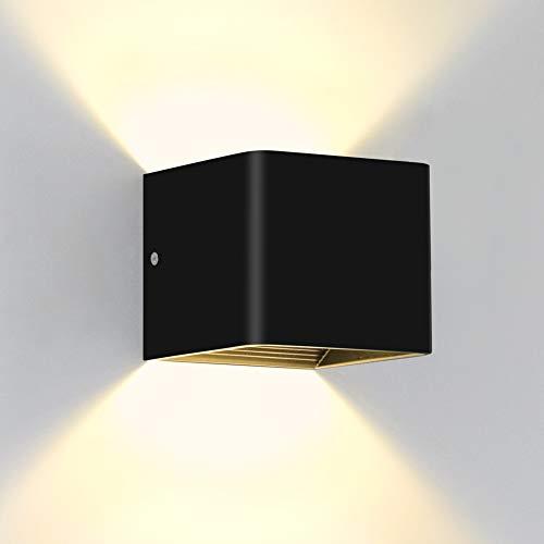 ETiME Modern Wall Light Sconce Indoor, 3.94