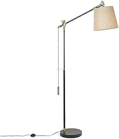 White Uplight Floor Lamp Indoor Accent Light Directional Lighting Fixture Decor
