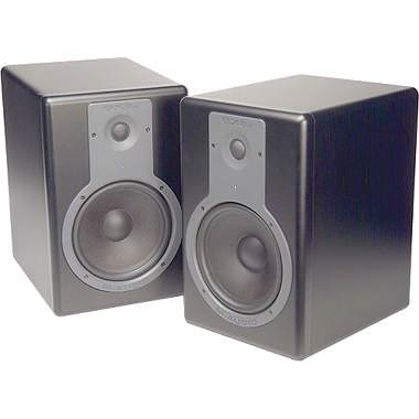 UPC 612391510800, M-Audio BX8a 8-inch BiAmplified Studio Monitor Speakers