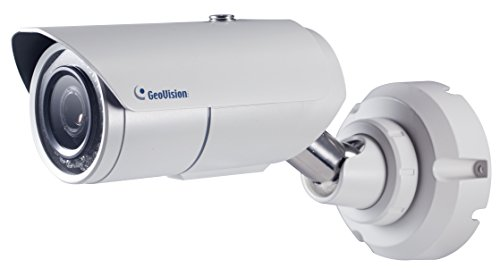 GeoVision GV-EBL5101 5MP 2.8-12mm H.264 Low Lux WDR IR Bullet IP Camera