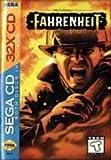 Fahrenheit - Sega CD