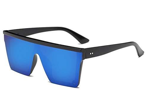 Soleil Plein Pour UV400 Sports De Bleu De De Femmes Mode Air Style Conduire Lunettes Carré FlowerKui Lunettes Hommes De Des Protection qxUwgOXB