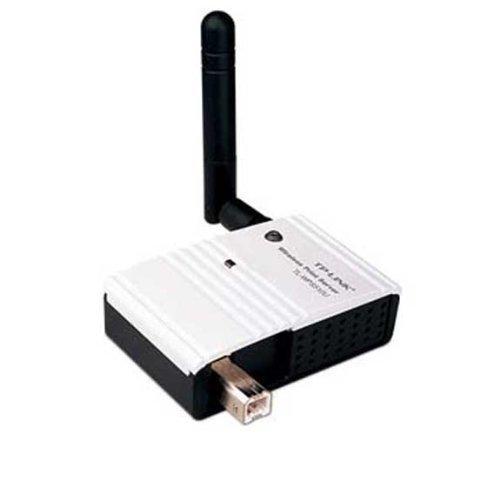 TP-Link TL-WPS510U 54Mbps 802.11g/b Pocket-Sized Wireless USB 2.0 Print Server by TP-Link