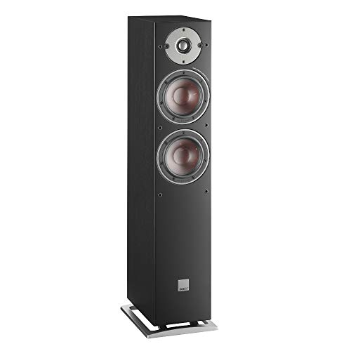 Dali Oberon 5 Floorstanding Speaker - Black (Pair)