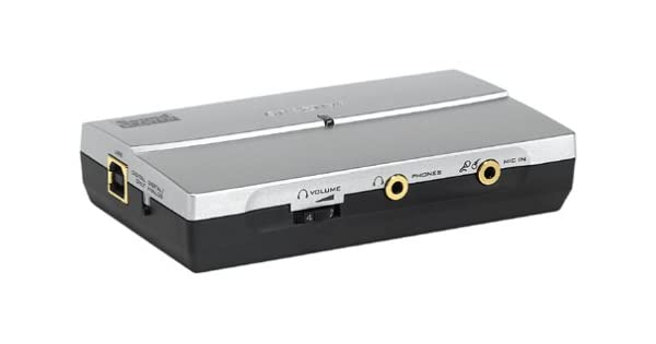 Amazon.com: Creative Labs Sound Blaster de MP3 + USB Tarjeta ...