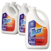 Disinfects Instant Mildew Remover Refill Bottle, 128 fl oz, (Pack of 4) by: Tilex by Tilex (Image #3)