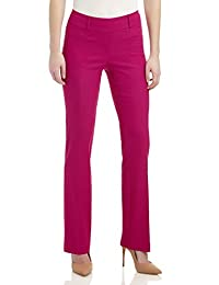 """Rekucci Women's """"Ease In To Comfort Fit"""" Barely Bootcut Stretch Pants"""