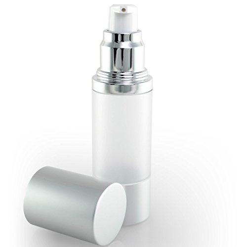Luxe Beauty Luxe Lotion: Luxe Empty Airless Pump Bottle With Lid For Homemade