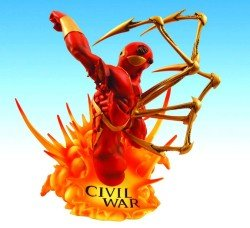 Civil War: Iron Spider - Man Bust