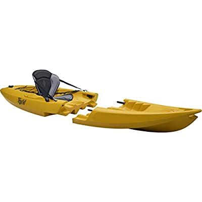 015301210103 Point 65 Tequila GTX Solo Yellow by Point 65