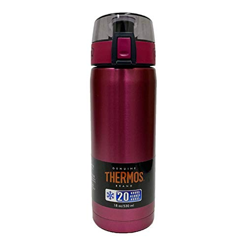 Thermos Stainless Insulated Hydration Aubergine