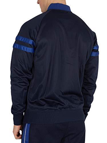Navy Azul Ellesse Tracktop Navy es Romeo Chaqueta SHY05246 UPqFY