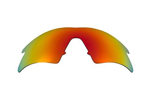 Best SEEK OPTICS Replacement Lenses Oakley M FRAME HEATER - Polarized Fire Red - Frame M Sale Lenses Oakley For