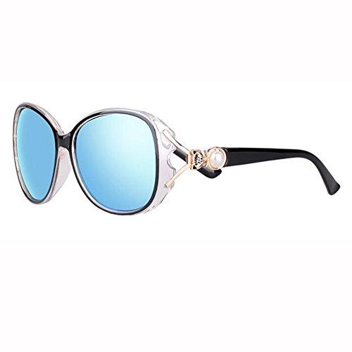 Manejar Color Luz Sra Moda 6 Playa 4 De WX Grande Marco Portátil Polarizada UV400 Gafas De Arena Sol Protección Gafas xin qUSxE8xa