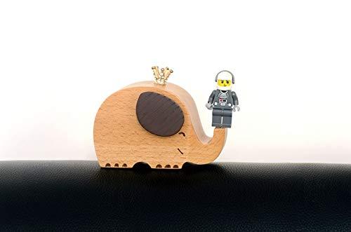 【希少!!】 秋の水 象 木製 オルゴール ハードカバー ギフトボックス 携帯電話フレーム 秋の水 スカイシティ 象 木製 誕生日ギフト B07K1G2JXM, アート&アロマ 【グレイス】:36984f02 --- arcego.dominiotemporario.com