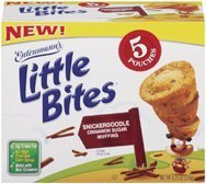 Entenmann's Little Bites Snickerdoodle Cinnamon Sugar Muffins (3 Boxes)