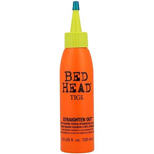 Bed Head Super Fuel Straighten Out Straightening Cream, 4 Fluid Ounce