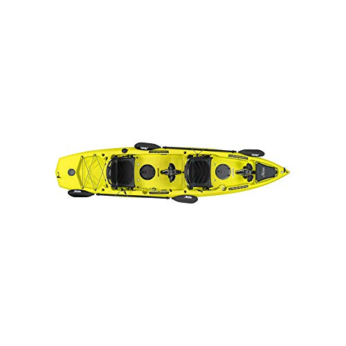 Hobie Mirage Compass Duo Tandem Kayak 2019 Seagrass