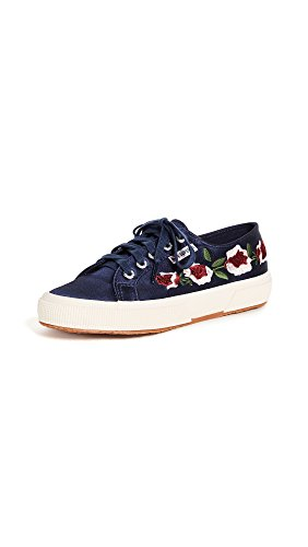 Superga Embphenw 2750 Women's Navy Sneaker rX6XP0gq