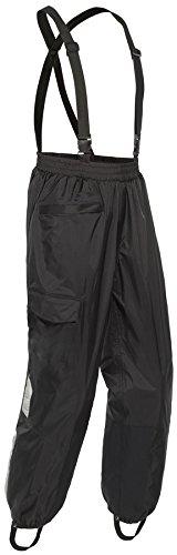 TOURMASTER Elite 3 Rain Motorcycle Pants Black Size:XXS ()