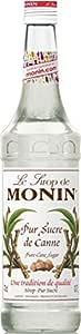 MONIN INC Pure Sugar Cane Syrup, 700 ML