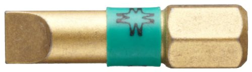 - Wera Series 1 800/1 BDC Diamond coated Bit, Slotted 1mm Head x 1/4