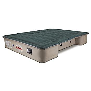 Image of AirBedz by Pittman Outdoors PPI 301 Multi (95'x63.5'x12') Mattress for 8' Full Sized Long Bed Trucks with Built-in DC Air Pump Bed Pads & Mattresses