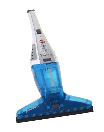 Hoover JWC60B6 Sparkle Window Vacuum Cleaner, 6 V