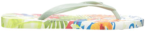 Lush Flop Green Women's White Flip Ipanema R57fWqn
