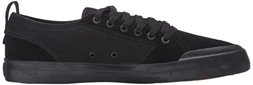 black m Homme Tx Evan Pour Dc Baskets Shoe gum Maenner Black Délavé us Skate Smith 8OwxH