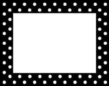 * REMEMBER ME NAME TAGS BLACK DOTS