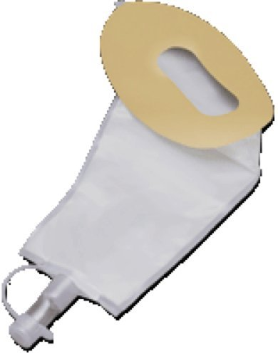 SoftFlex Barrier,  Female Urinary Pouch External Collection Device, 7-1/2