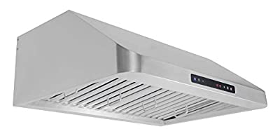 Cosmo COS-QS75 Pro-Style Under Cabinet Range Hood