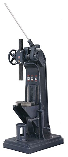 Dake 903007 Compound Leverage Arbor Press, Cast Iron, Model 4 ()